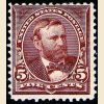 # 255 - 5¢ Grant