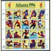 #3068 - 32¢ Atlanta Olympics