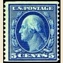 # 355 - 5¢ Washington