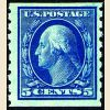 # 396 - 5¢ Washington