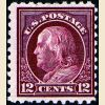 # 435 - 12¢ Franklin