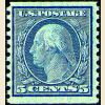 # 447 - 5¢ Washington