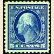 # 504 - 5¢ Washington