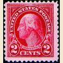 # 554 - 2¢ Washington