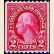 # 606 - 2¢ Washington