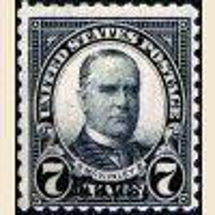 # 665 - 7¢ McKinley