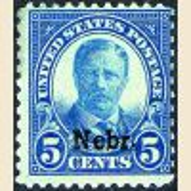 # 674 - 5¢ Theodore Roosevelt