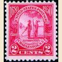 #683 - 2¢ Carolina-Charleston