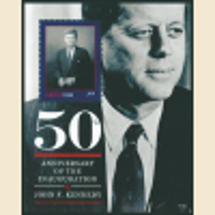 JFK 50th Comm. Sheet