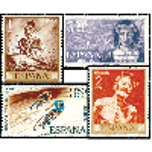 1968 Spain Year Set