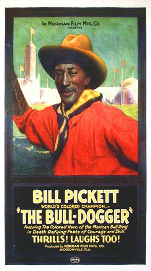 Bill Pickett Movie Poster